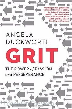 Grit: The Power of Passion and Perseverance Hardcover  Angela Duckworth