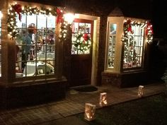 Salty Sheep Candlelight Shopping Swansboro, NC