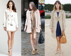 Trench Coats – Trendy, Trusty and Versatile