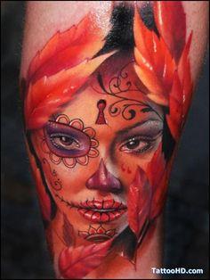 40 Mexican candy skull tattoos · Skullspiration.com - skull designs, art, fashion and moreSkullspiration.com – skull designs, art, fashion and more