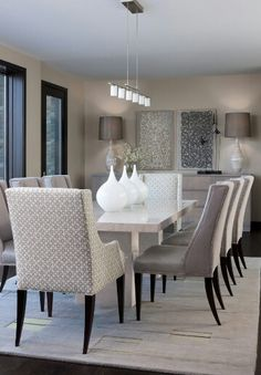 Maybe dining room, don't love the cheirs