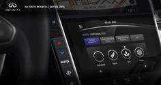 Ajustez électroniquement le degré de réponse du moteur selon vos préférences à partir de 4 modes prédéfinis.