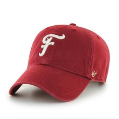 5fd1878b7a2ae  47 Brand RoughRiders Frisco  F  Clean-Up Hat Clean Up