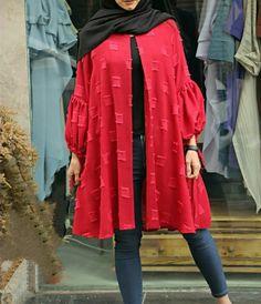 Iranian Women Fashion, Pakistani Fashion Casual, Abaya Fashion, Muslim Fashion, Mode Abaya, Mode Hijab, Modesty Fashion, Fashion Outfits, Mode Kimono