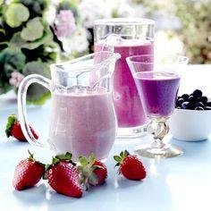 Kesäinen smoothie