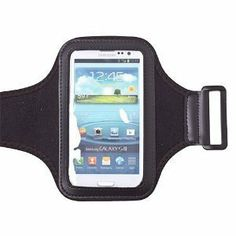 ASleek Black Gym Running Sport Armband Case Compatible With Samsung Galaxy S3 SIII i9300 on http://unique-cases.kerdeal.com/asleek-black-gym-running-sport-armband-case-compatible-with-samsung-galaxy-s3-siii-i9300