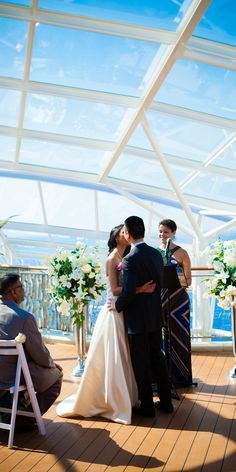 One Of Royal Caribbean Wedding Venue Its Gorgeous But Their Packages Are More Expensive