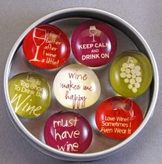 Perfect Wine Lovers Gift @dotthoughts #wine #gift #chardonnay #cabernet #merlot