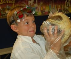 SCience FUn For Everyone Camp
