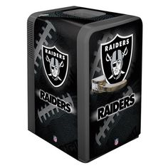 Use this Exclusive coupon code: PINFIVE to receive an additional 5% off the Oakland Raiders Portable Party Fridge at SportsFansPlus.com