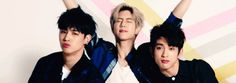 JB Mark and Junior - GOT7 for ELLE Girl