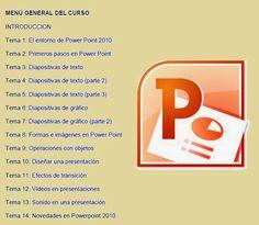 aLeXduv3: Guía de uso de PowerPoint 2010