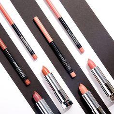 いいね!29.5千件、コメント42件 ― Maybelline New Yorkさん(@maybelline)のInstagramアカウント: 「Get the perfect matte, nude lip with NEW #intimattenudes lipstick and matching #mnylipliner.」