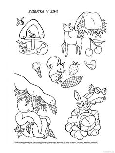Winter Crafts For Kids 2020 Frozen Coloring, Coloring Pages, Colouring, Forest Animals, Woodland Animals, Feeding Birds In Winter, Activities For 5 Year Olds, Sudoku, Kids English
