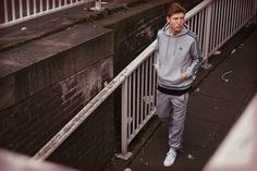 Palace Skateboards x adidas Originals Lookbook by END.