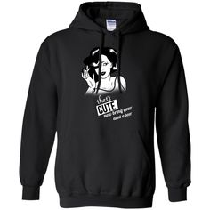 Funny Aunt Shirt.That's Cute Now Bring Your Aunt A Beer Hoodie