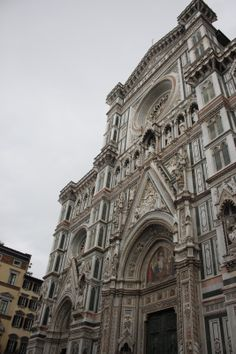 Florence: Churches and Leather Market