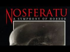 Nosferatu. By F.W. Murnau (1922's full movie)