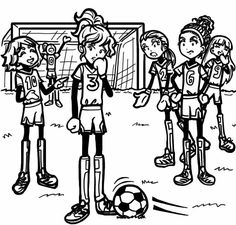 WHEN YOU'RE BAD AT SPORTS AND KIDS MAKE FUN OF YOU – Dork Diaries