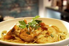 Find all the best Shrimp Scampi With Linguini recipes on Food Network. We've got more shrimp scampi with linguini dishes, recipes and ideas than you can dream of! Top Recipes, Fish Recipes, Seafood Recipes, Cooking Recipes, Recipies, Pasta Recipes, Yummy Recipes, Dinner Recipes, Yummy Food