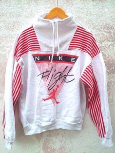 Vintage Vtg 80s NIKE FLIGHT Air Jordan Basketball Michael Jordan Pullover Sweatshirt Sweater on Etsy, $42.00