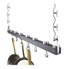 Concept Hanging Pot Rack