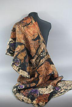 Butterfly shawl by Jean Gauger