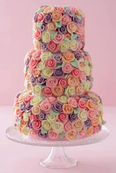 Valentine Day-food ideas-Belgian chocolate Pastel Rose cakehttp://www.fancynancy.info/index.php/2009/03/pastel-rose/