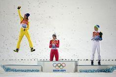Japanese ski jumper Kasai, wins Olympic medals two decades apart Noriaki Kasai, Olympic Medals, Ski Jumping, Winter Olympics, Skiing, Jumper, Japanese, Baseball Cards, Sports