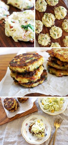 These homemade Bacon & Potato Latkes with Fresh Fennel & Citrus Slaw are the perfect little fritters to serve at this year's Easter celebration. Filled with bacon and fresh veggies, these warm and crispy potato pancakes are sure to be a hit with everyone around the table.