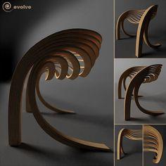 Evolve chair | Velichko Velikov design web home| Величко Великов продуктов дизайн, мебелен дизайн, интериорен дизайн, промишлен дизайн, индустриален дизайн