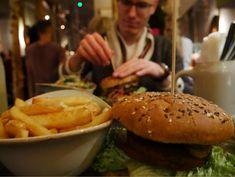 Vegan eten in Keulen bij Hans in Gluck