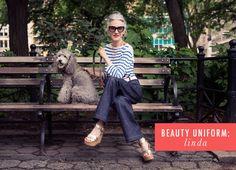 My Beauty Uniform: Linda Rodin