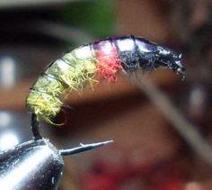 Мухи для весны (Страница 2) — Fly Box — Поймай рыбу нахлыстом
