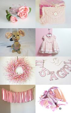 Pink Mood by UnlimitedCraftworks on Etsy--Pinned+with+TreasuryPin.com