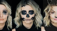 3 Easy No Costume-Costumes Using One Piece of Makeup: Halloween is my favorite holiday for a myriad of reasons: the candy, the costumes, Hocus Pocus, getting the living daylights scared of out me.