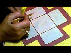 Handmade Trinket Box Tutorial, Part 1 - Jennings644 - YouTube