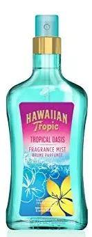 Hawaiian Tropic Fragrance Tropical Oasis Body Mist 100 ml   Lyko.no Hawaiian Tropic, Fragrance Mist, Body Mist, Oasis, Vodka Bottle, The 100, Tropical
