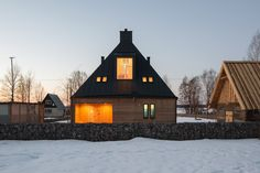 Gallery of House in Pribylovo / AB CHVOYA - 3