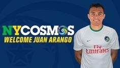 If we're doing trademark goals we gotta have Juan Arango with the incredible long distance shots too!