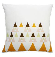 Triangle Cushion £50.00