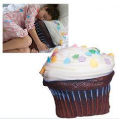 Yummy Cupcake Pillow @Kathy Welborn   $24.50
