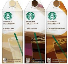 $1 Off Starbucks Coffee Coupon - Discoveries Iced Café Favorites