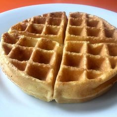 World's Greatest Low Carb Keto Waffles with Large Eggs, Cream Cheese, Almond Flour, Coconut Oil, Baking Powder. Coconut Flour Waffles, Almond Flour Recipes, Keto Waffle, Waffle Recipes, Waffle Recipe No Oil, Best Low Carb Waffle Recipe, Brunch Recipes, Low Carb Pancakes, Low Carb Breakfast