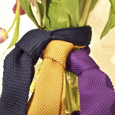 Knit Tie for all Seasons  Available at www.dibities.com