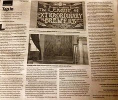 Houston Press Feature on The League