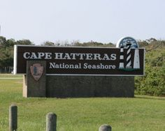 Welcome to the Cape Hatteras National Seashore!