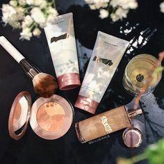#LaMer #limitededition Bronzing Powder & Glowing Body Oil for #Summer2017