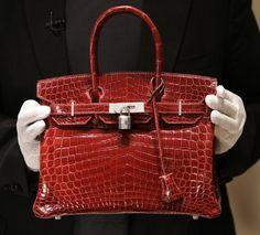 """Pin for Later: Diese 14 Taschen wurden nach Promis benannt """"Birkin"""" Tasche von Hermès"""