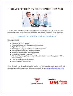 Application Support Internship  Jobs